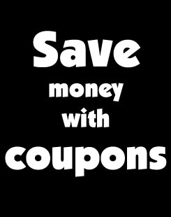 save with coupons